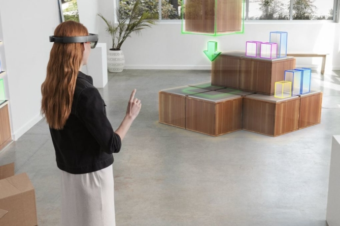Microsoft thinks it can make holograms the future of retail