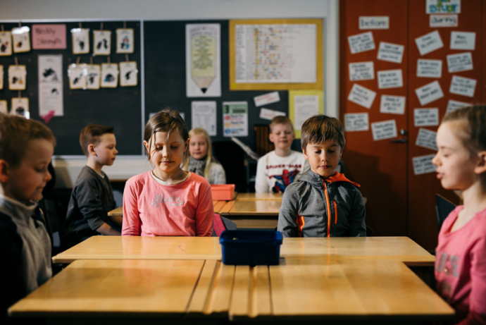 The Rise of Well-being and Mindfulness in Schools