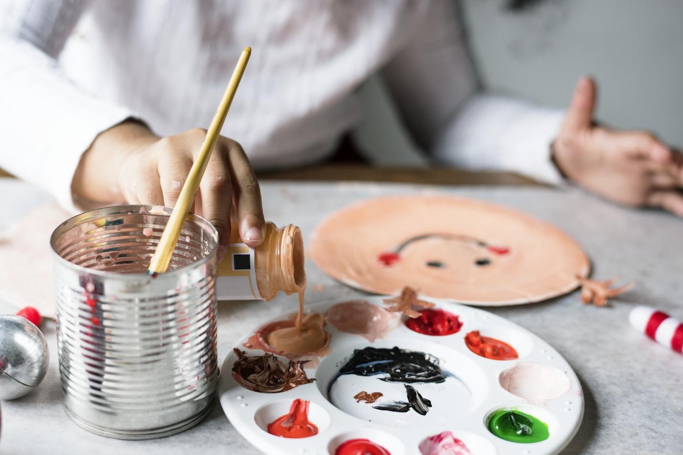Primary school art