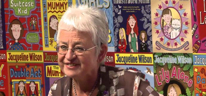 Still of Jacqueline wilson