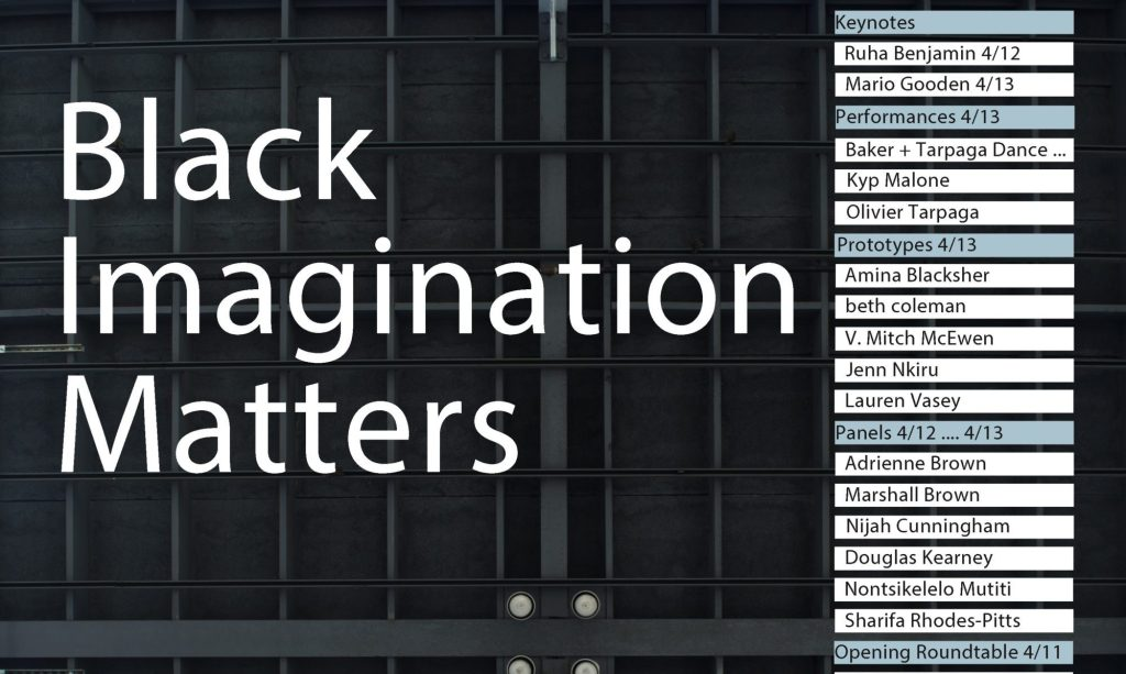 black imagination